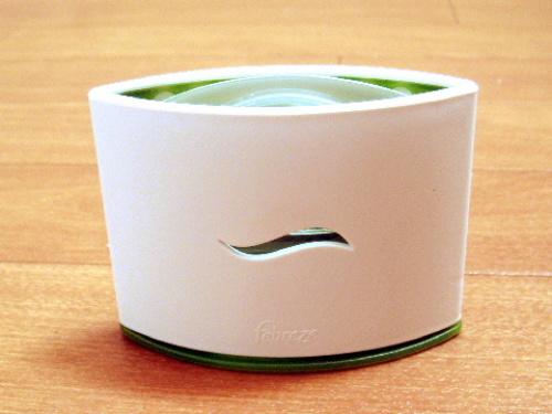 お部屋のファブリーズアロマ さわやかナチュラルグリーンの香り 口コミ 008.jpg