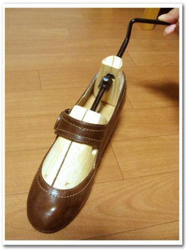 シューズストレッチャー 使い方 効果 口コミ 画像 合わない靴 伸ばす 爪 痛い 修理 012.jpg