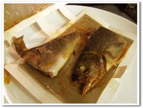 電子レンジでの焼き魚の焼き方 チンしてこんがり魚焼きパック 小林製薬 008.jpg