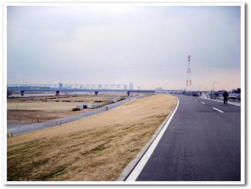東京・柴又100K 柴又100kmマラソン 柴又ウルトラマラソン 柴又公園 コース 画像008.jpg