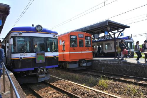 Ichibata Electric Railway 5000 Series & 1000 Series