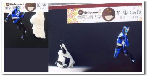 仮面の戦士ゼロング ゼロングショー イベント バトル ご当地ヒーロー ローカルヒーロー 東京都葛飾区 四ツ木アオト ゼロングスパーク マッチョ大佐 デスバル W.I.N アマチュアプロレス018.jpg