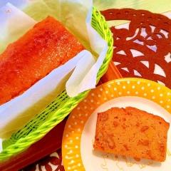フルーツ&ナッツぎっしりのスウィートポテトケーキ