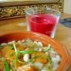 スロークッカー☆フランス風ローズマリーとタイム煮豆