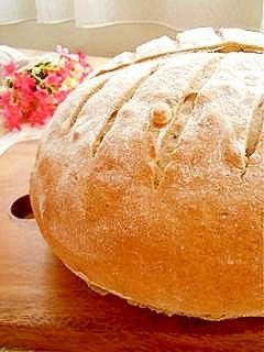 松の実入り★ライ麦パン