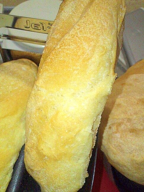 T-falブーランジェリーで白玉粉入フランス