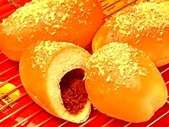 【ママパン】焼きカレーパン