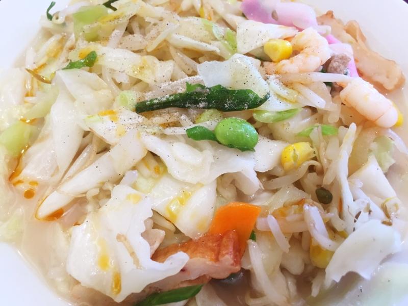 野菜たっぷりちゃんぽん レシピ・作り方 by たかまさ20010911|楽天レシピ