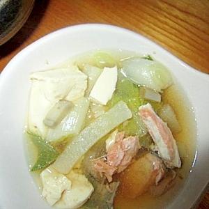 料理レシピ【レモンポン酢で かわはぎ鍋】 | NHK  …