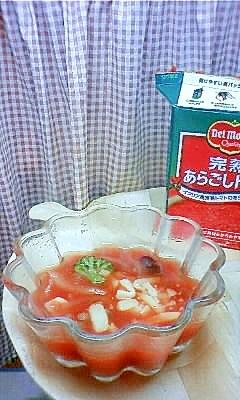 無添加 無加調の 豆とやさいのスープ
