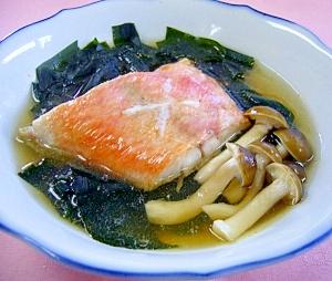 ☆金目鯛の蒸し煮☆