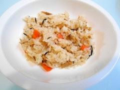 超簡単!いつものお米で炊き込みご飯