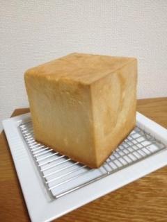 米粉で時短!ほんのり甘い正角食パン(1斤)