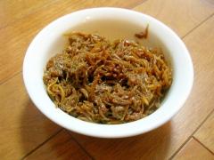 神戸の春の香り イカナゴの釘煮