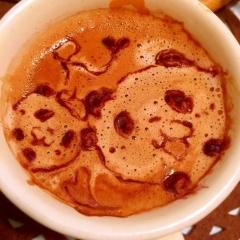 お買いものパンダ小パンダのラズベリーショコラカフェ