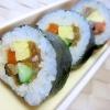 定番の太巻き寿司