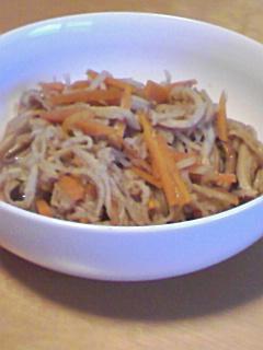 《和惣菜》切り干し大根の煮物