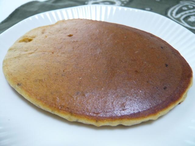 大豆粉、紅茶パンケーキ