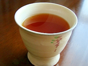 花粉症に…ルイボスごぼう茶