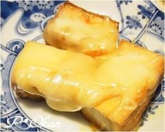 厚揚げのチーズかけ