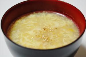 簡単 おもてなしコーンスープ