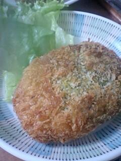 かぼちゃの煮物リメイク かぼちゃコロッケ