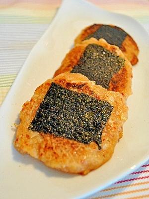もちもち♪キムチとじゃがいもだけチヂミ レシピ・作り方 by asami0418|楽天レシピ