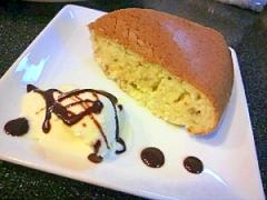 HMを使って炊飯器で作る簡単チョコバナナ蒸しパン