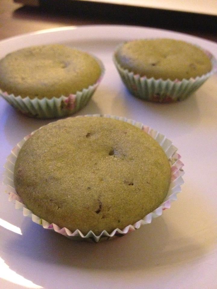 もちもち新食感!もち粉で作る、簡単もちもちマフィン