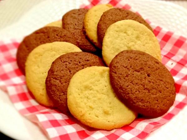 バレンタイン&ホワイトデー☆クリームチーズクッキー