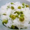 炊飯器で簡単グリーンピース(えんどう豆)ご飯♪