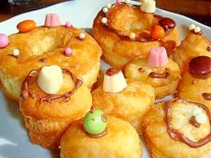 かわいい☆手作りドーナツ