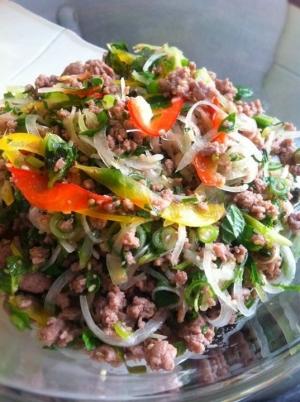 タイの春雨サラダ「ヤムウンセン」を美味しくす …