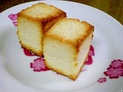 ホシノ丹沢酵母★ココナッツレモンスコーン