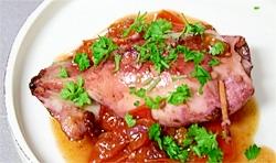 安価な食材ーでも美味しいーいかのシチリア風