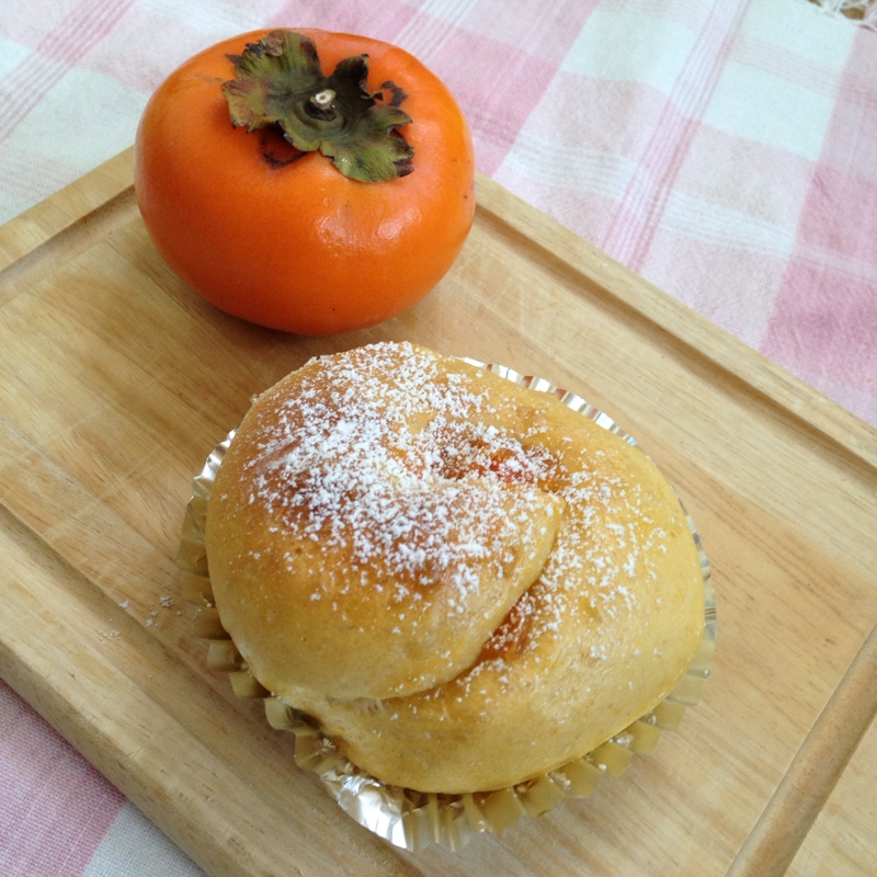 HB◆柿パン♪