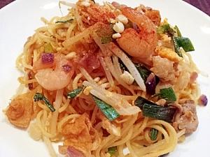 タイ料理♪焼きそば麺deパッタイ風 レシピ・作り方 by みんなのばなな|楽天レシピ