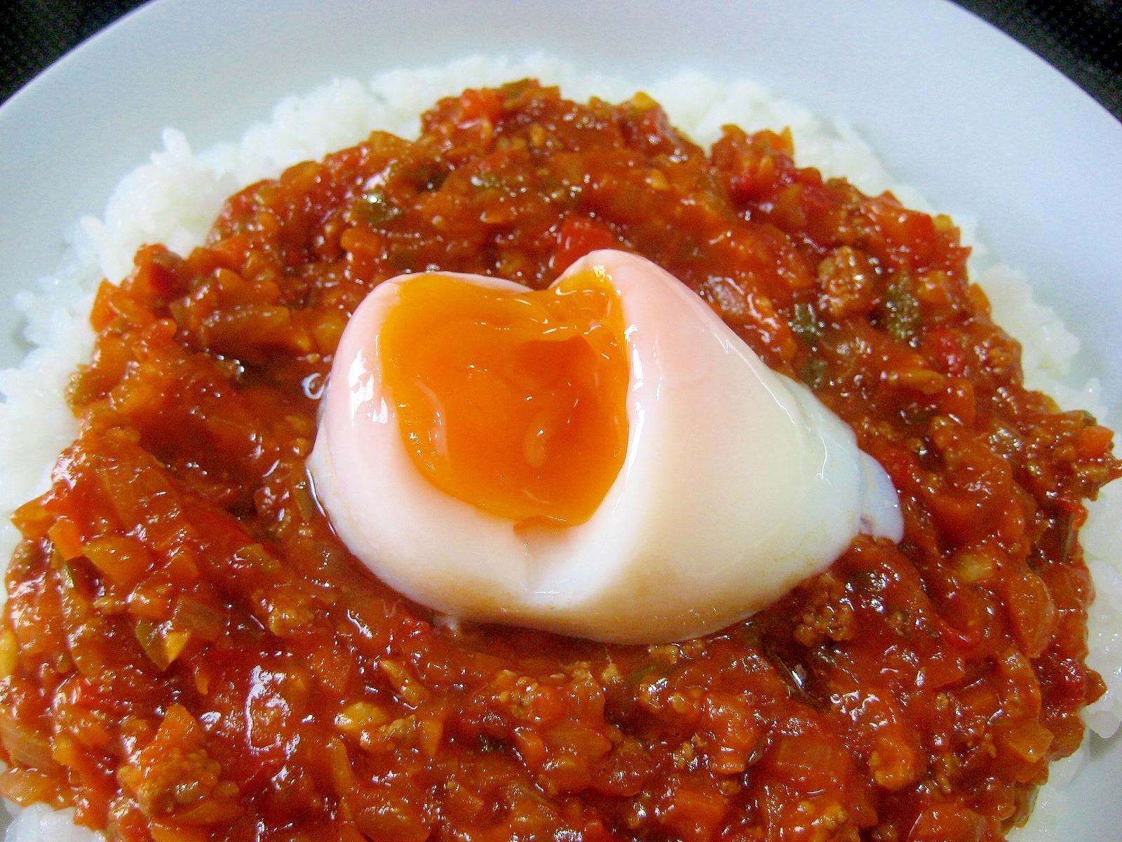 カレールーとトマト缶で簡単!☆キーマカレー☆ レシピ・作り方 by nyanpyow|楽天レシピ