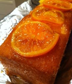 みかんのパウンドケーキ