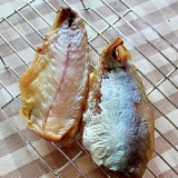 ハマチの塩麹漬燻製