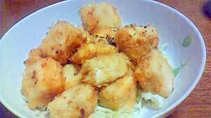 ヘルシー豆腐カツ