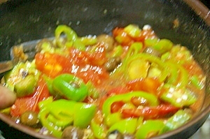 むかごと野菜のカレー煮