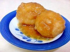 冷凍里芋のトロトロ甘煮