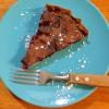 餃子の皮で作るブルーベリーベイクドチーズタルト
