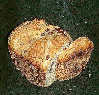 小豆&金時食パン