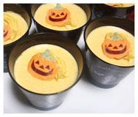 ふんわり?!かぼちゃのムース