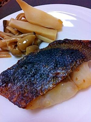鱈の塩麹漬