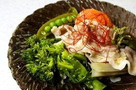 春のデトックス蒸し野菜☆彡