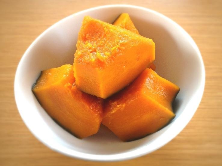 ホクホクかぼちゃ煮物