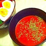 洋風海鮮トマトつけ麺だれ